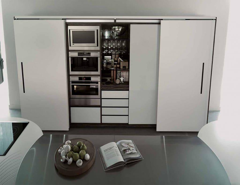 Futuristische Hightech Küchen aus Italien - Ambiente Cucine